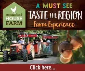 Summerland House Farm Advertisement