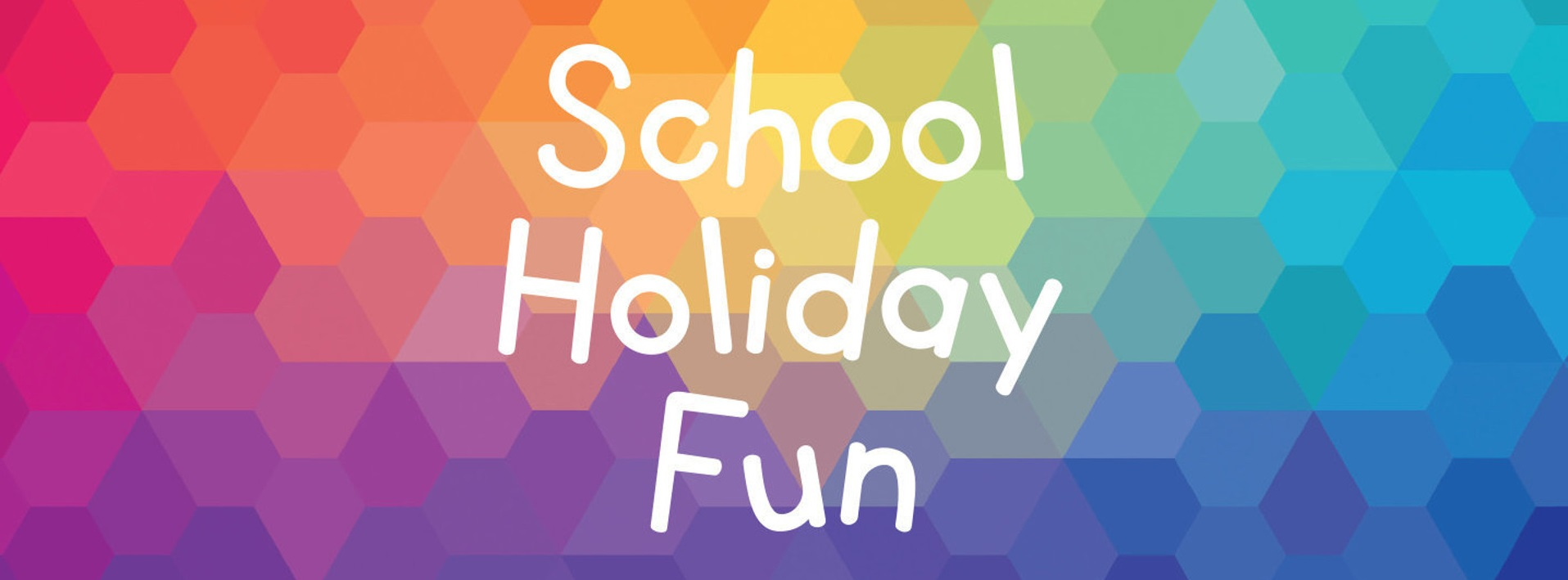 School Holiday Fun Image 1920x1080