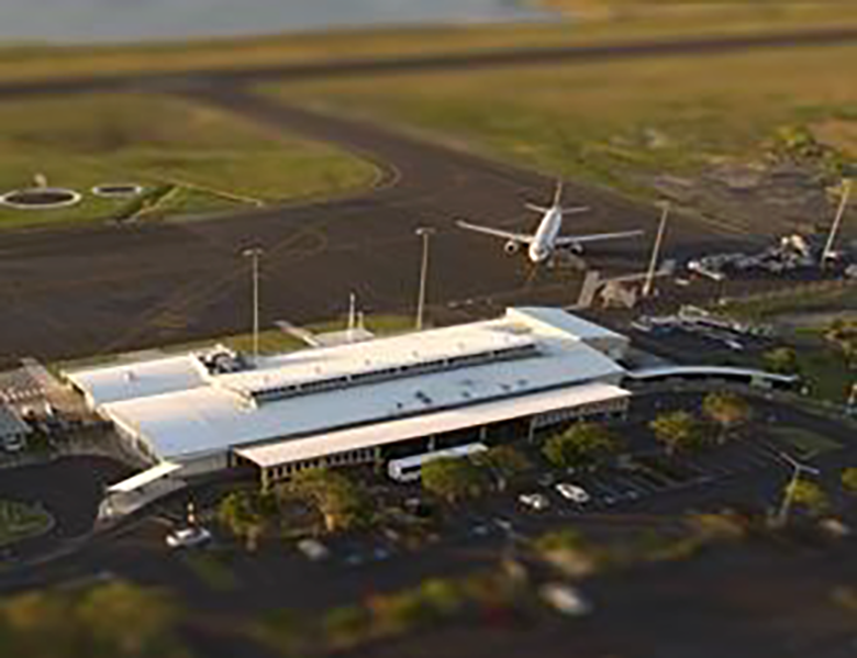 Airport terminal to be upgraded