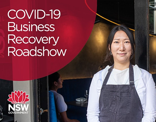 Business Recovery Roadshow