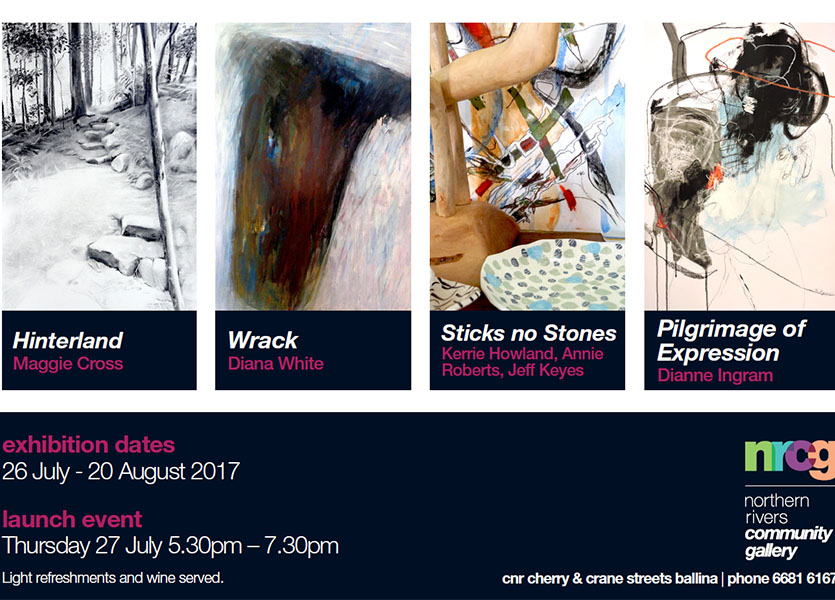 August Exhibitions Launch