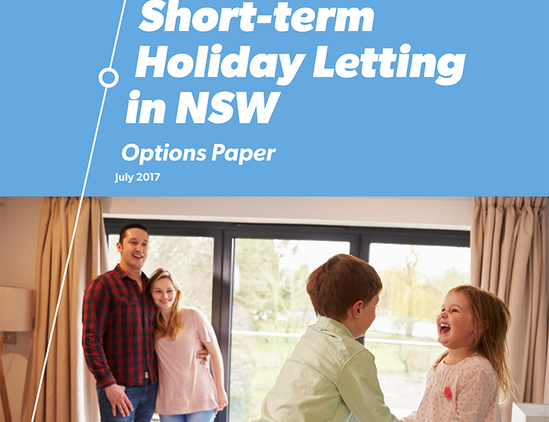 Have your say on short-term holiday letting