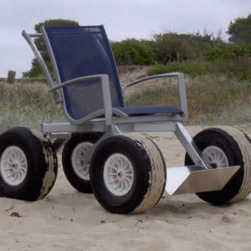 Accessible Attractions Beach Wheelchair