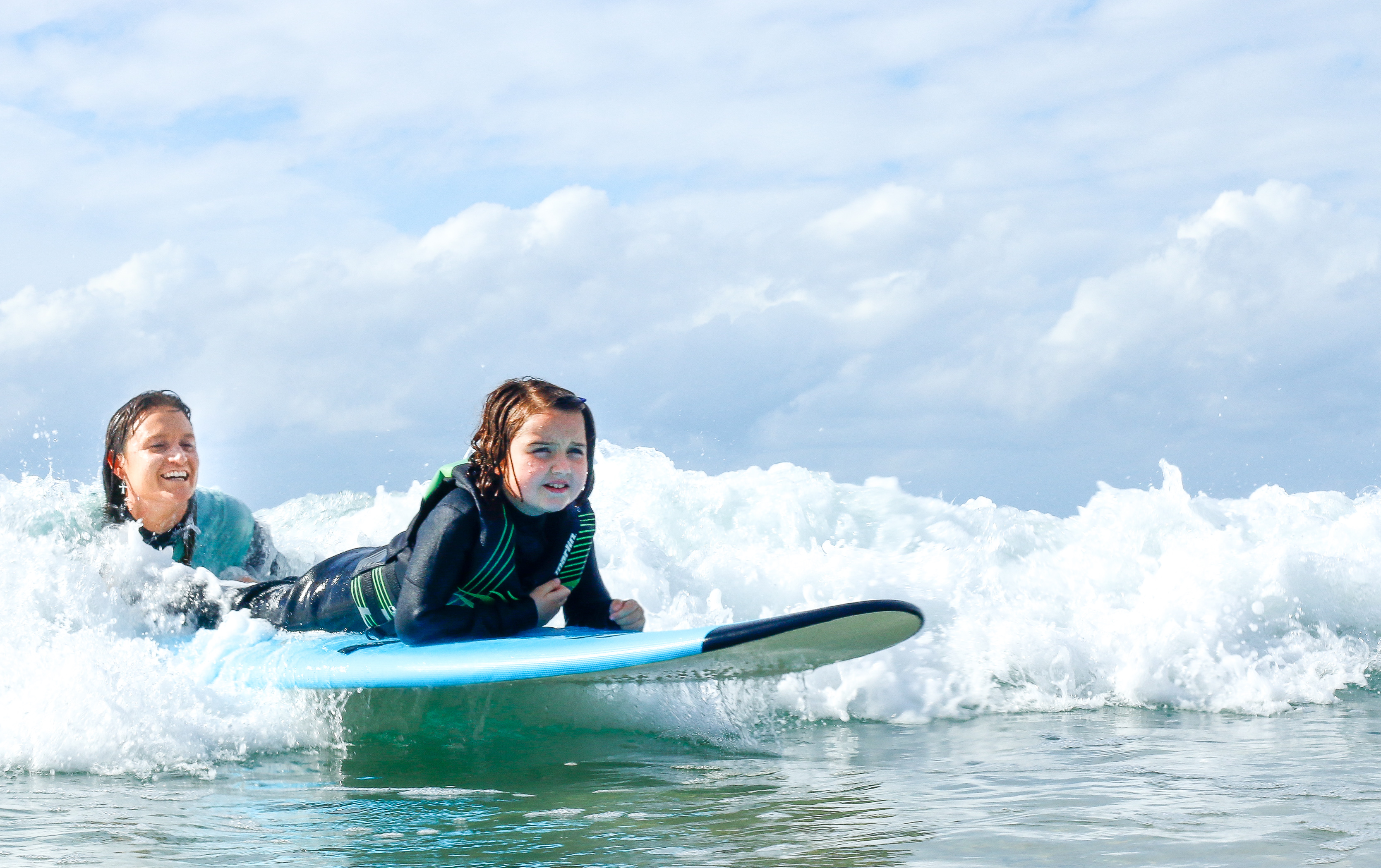accessible Attractions Ability Surf Emma Poppy