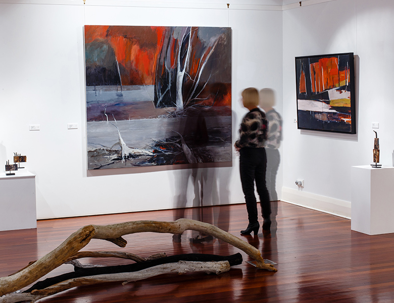 An exhibition at the Northern Rivers Community Gallery