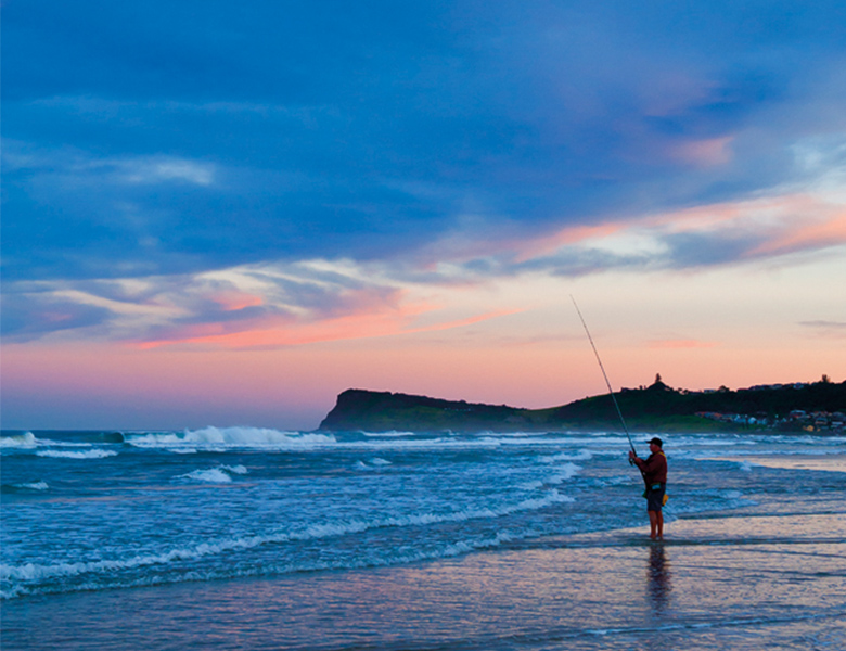 Printable Guide for Ballina Fishing