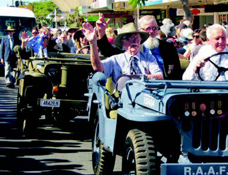 Celebrate ANZAC day in the Ballina Shire