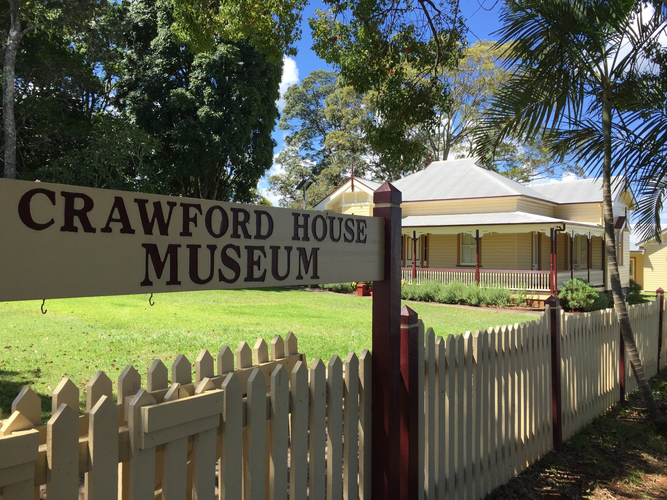 Crawford House Museum Alstonville