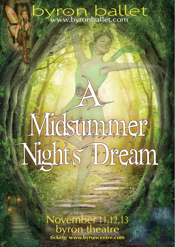 Midsummer Nights Dream flyer