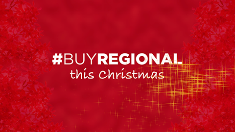 Buy Regional This Christmas