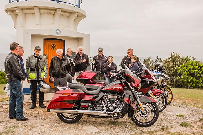 Attract touring motorcyclists to your business