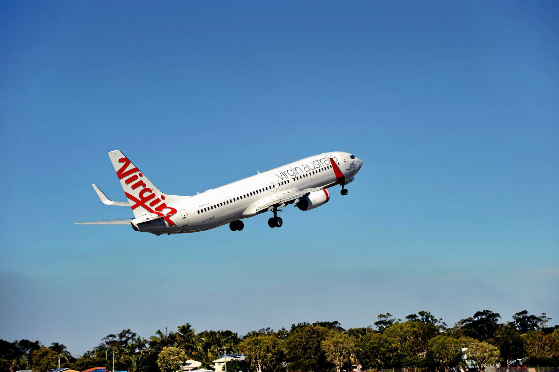 Virgin Australia direct services between Melbourne to Ballina