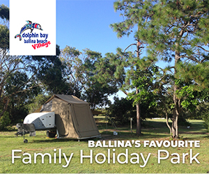 Ballina Beach Village Web Ad