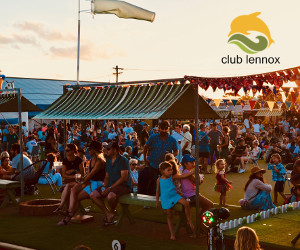 Club Lennox Web Ad