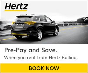 Hertz Car Rental Advertisement