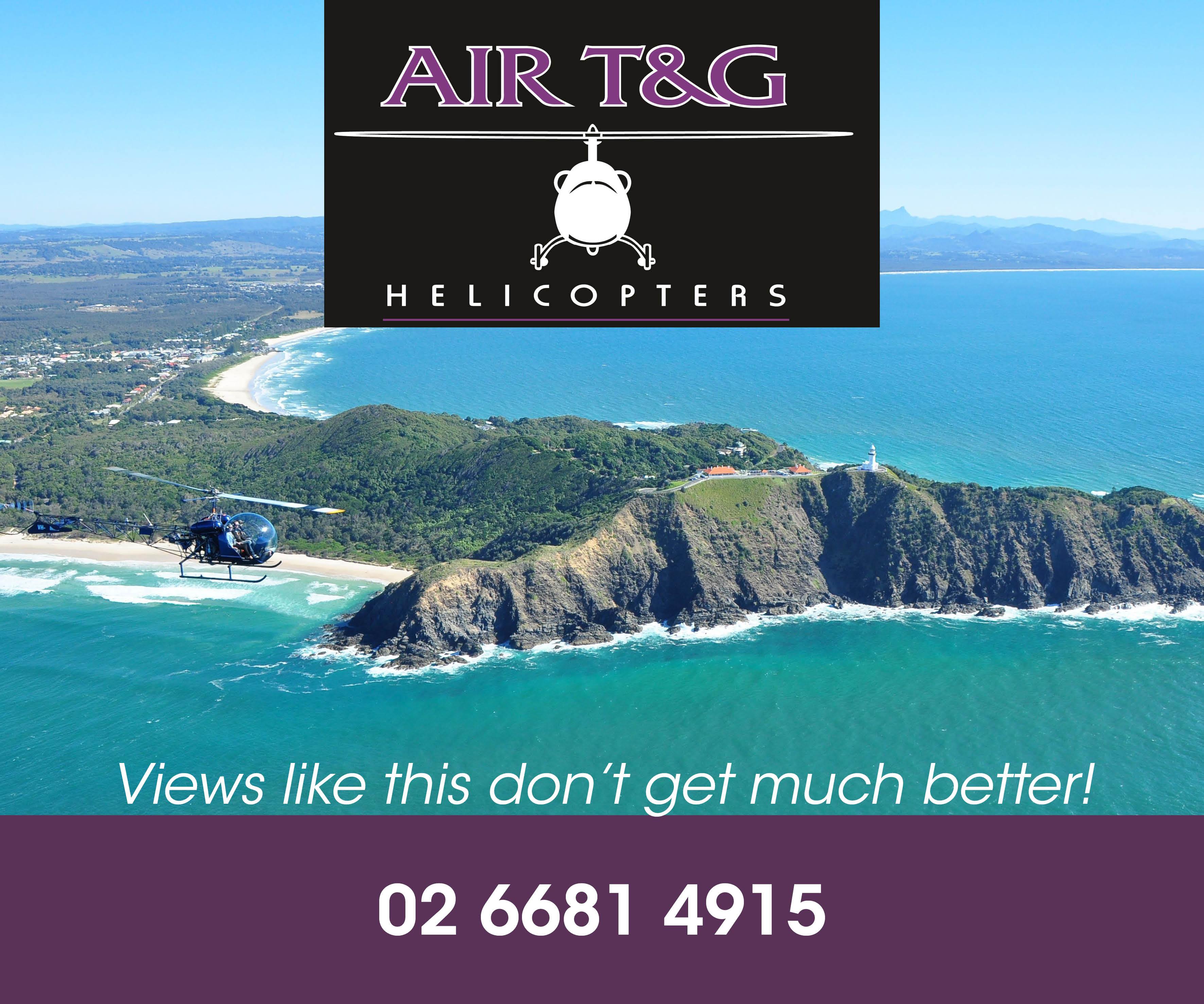 Air T&G Advertisement
