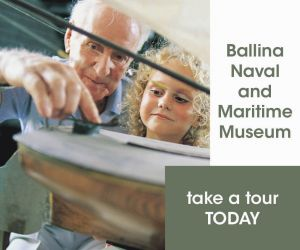 Ballina Naval and Maritime Museum Advertisement