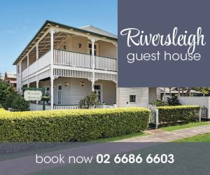 Riversleigh Guesthouse Advertisement