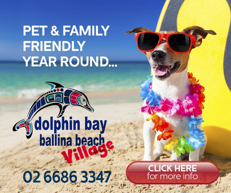 South Ballina Beach Village Advertisement