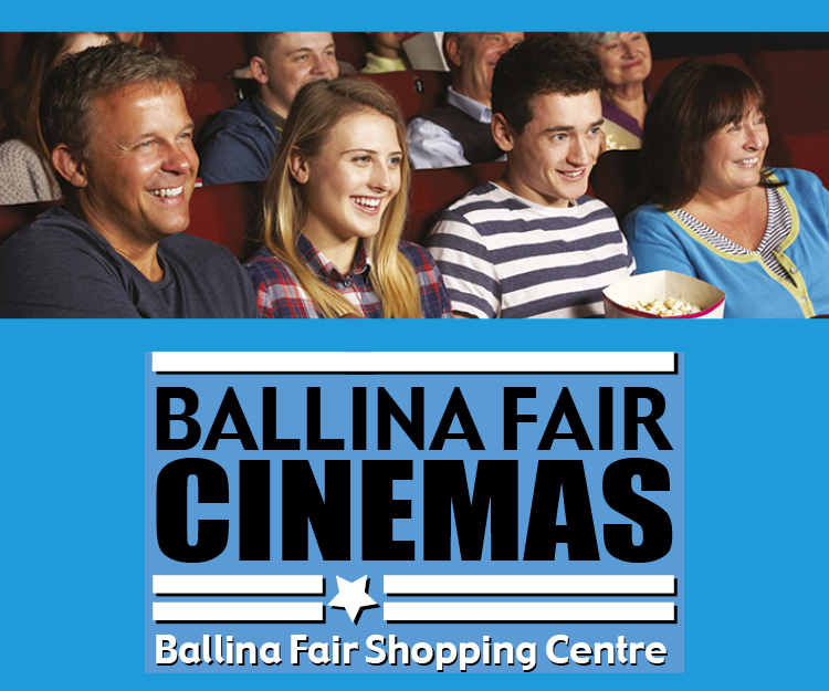 Ballina Fair Cinemas Advertisement