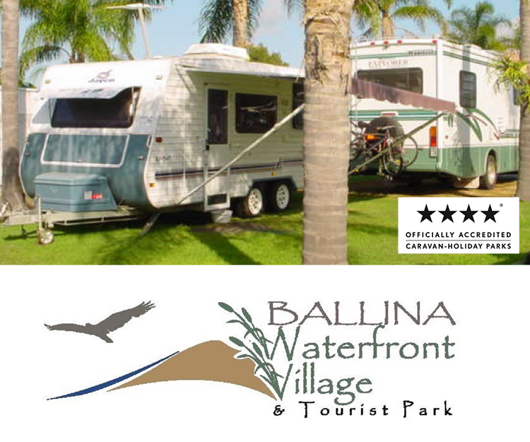 Ballina Waterfront Village Advertisement