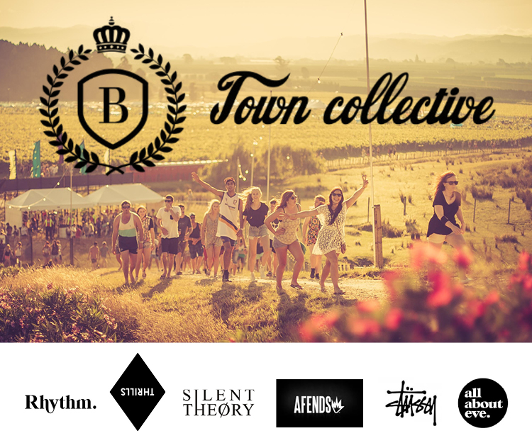 B Town Collective Advertisement