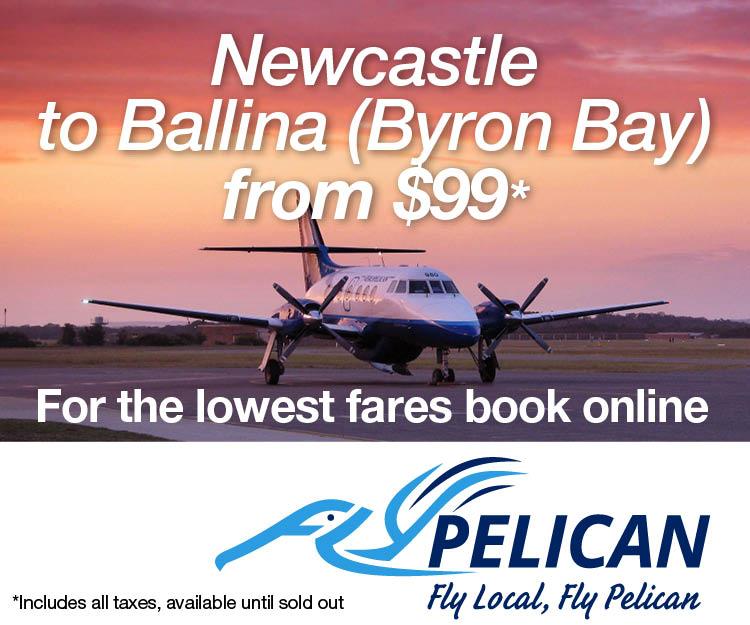 Pelican Airlines Advertisement