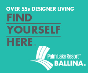 Palm Lake Resort Advertisement