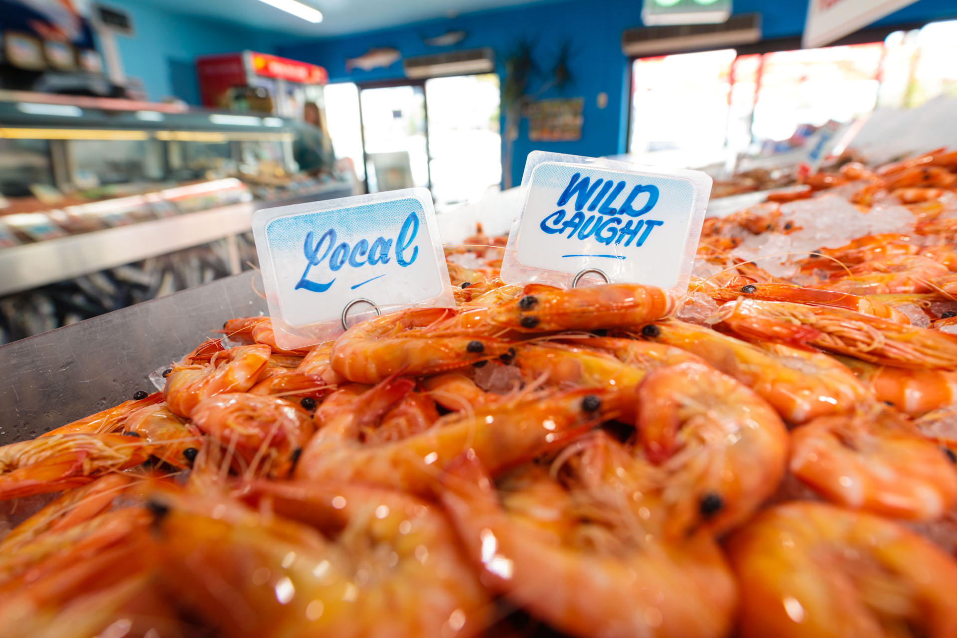 Ballina is Synonymous with Fresh Seafood