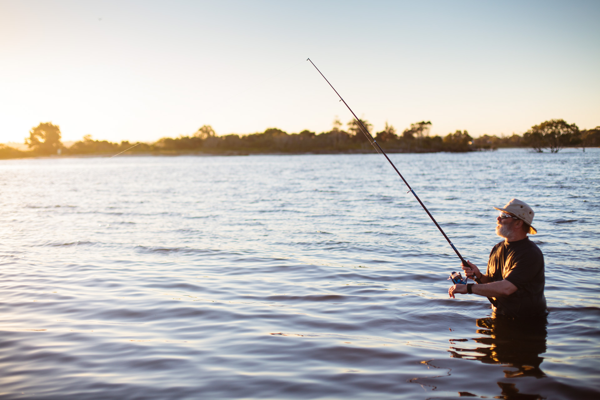 Best fishing spots in Ballina