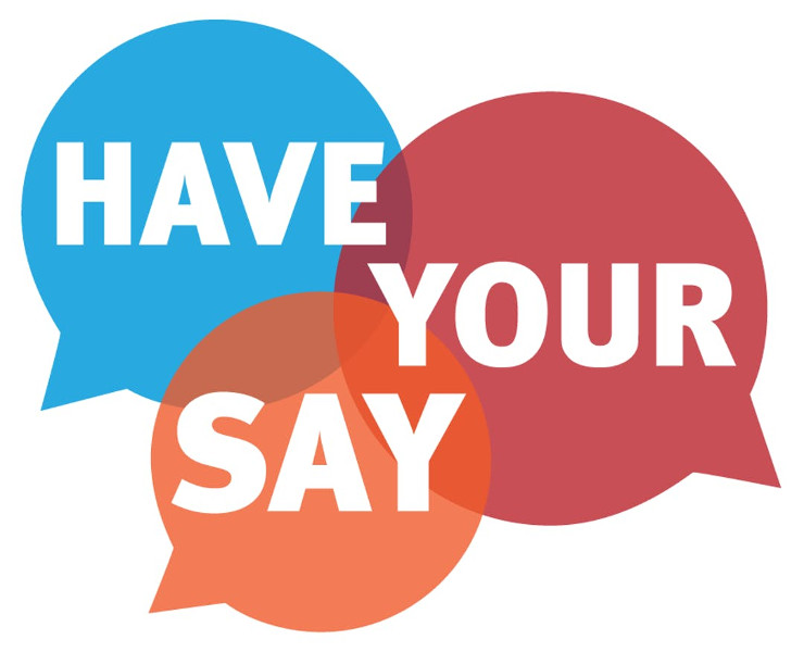 Last opportunity to have your say
