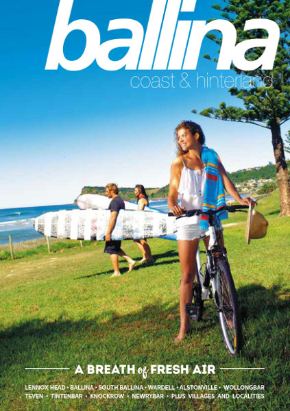 2016 Ballina Coast Hinterland Visitor Guide