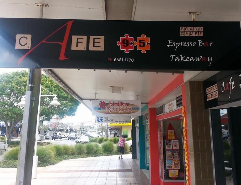 Cafe 95