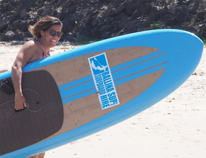 Ballina SUP and Surf Hire
