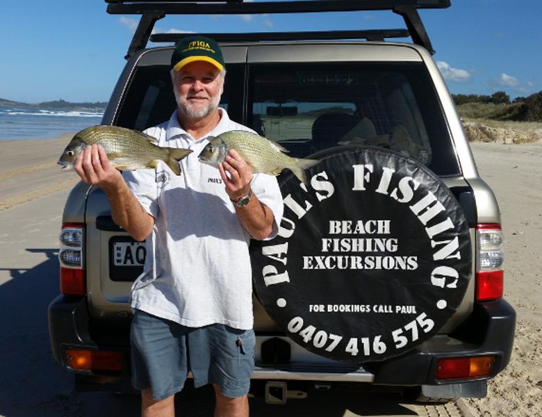 Pauls Fishing