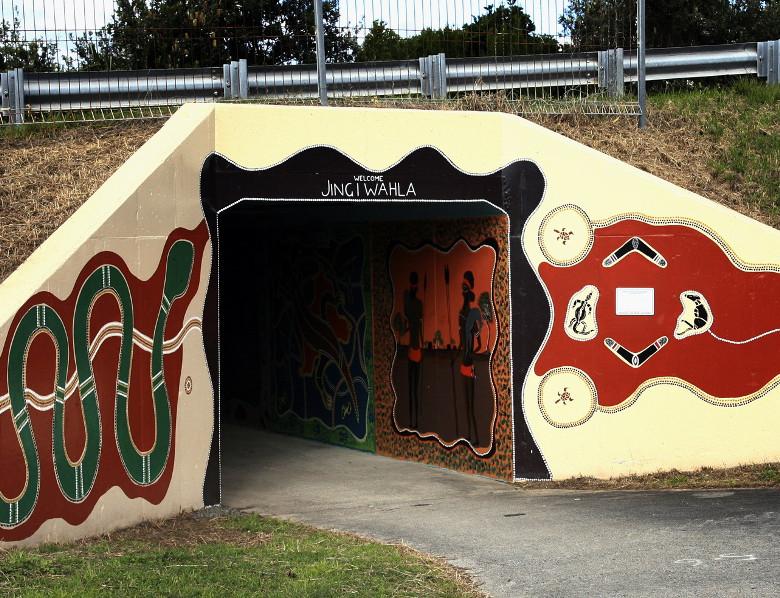 Jingi Wahla Reconciliation Tunnel