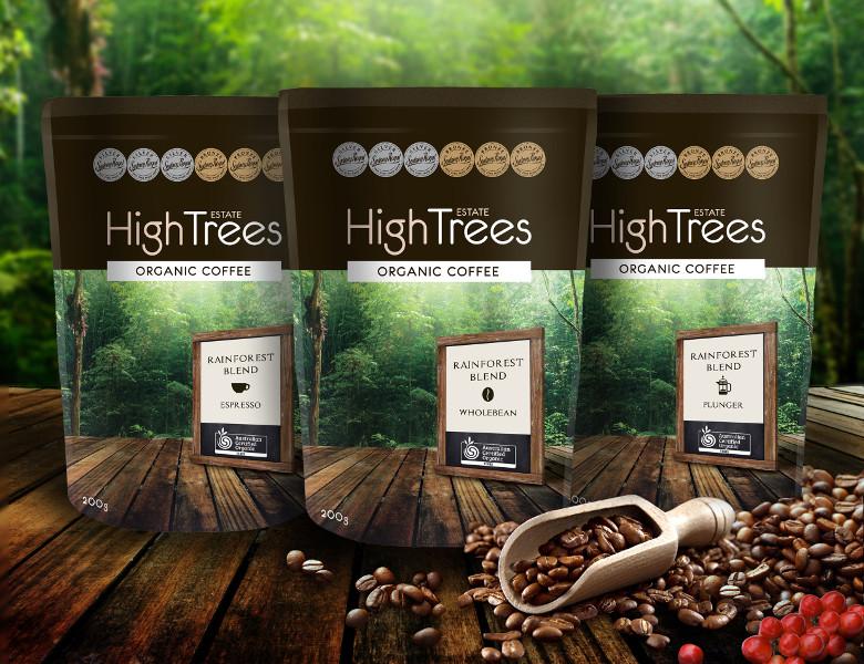 High Trees Coffee Estate