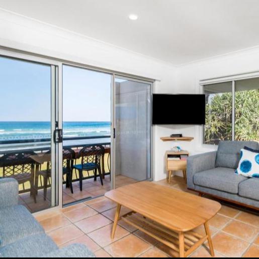 Absolute Beachfront Apartments Lennox Head