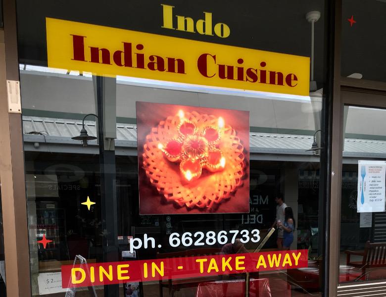 Indo Indian Cuisine