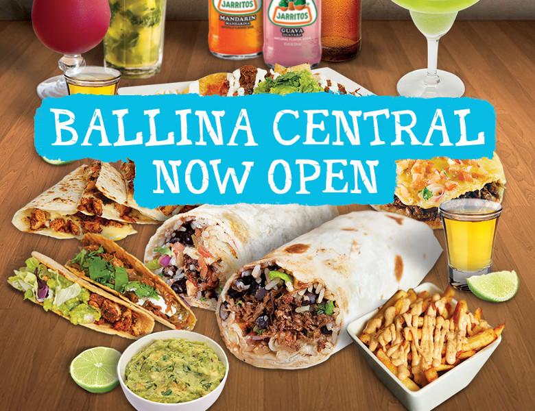 Ballina Burrito Bar