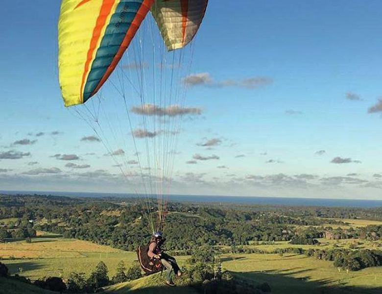 Poliglide Paragliding Flights