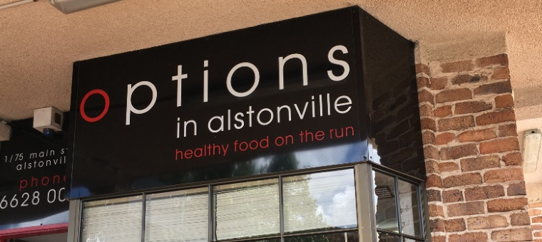 Options Cafe Alstonville