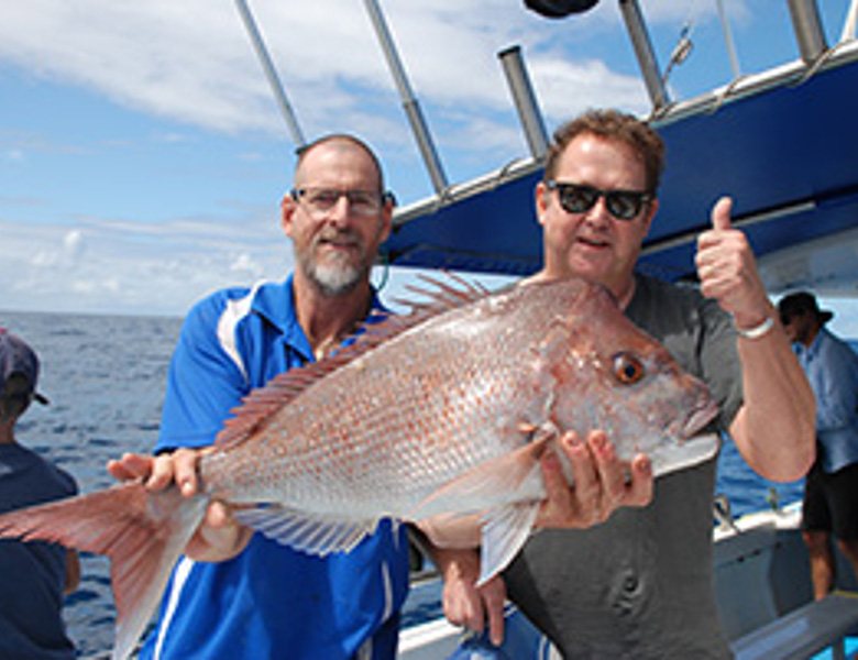 Evans Head Deep Sea Fishing Charters