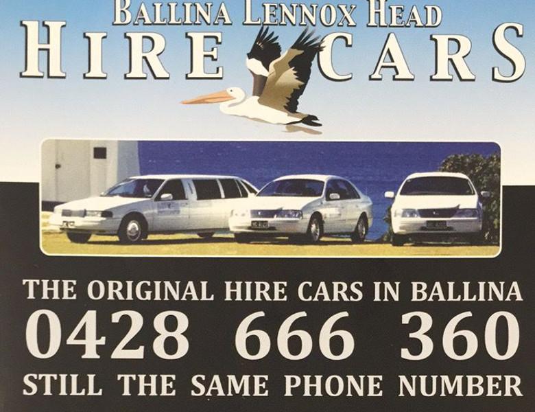 Ballina Lennox Hire Cars