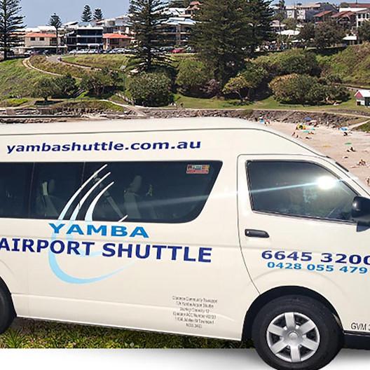 Yamba Airport Shuttle