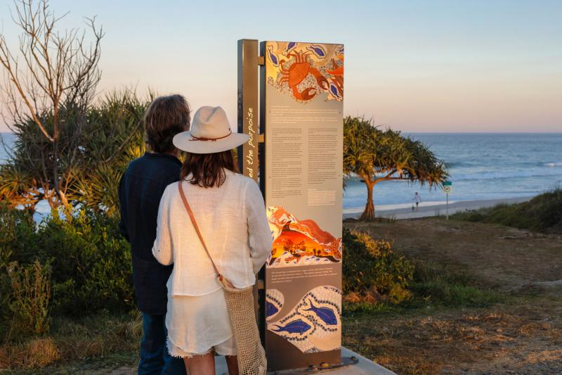 Aboriginal Cultural Ways and Coastal Recreational Path