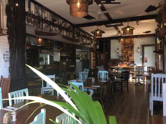 The Hardwood Cafe