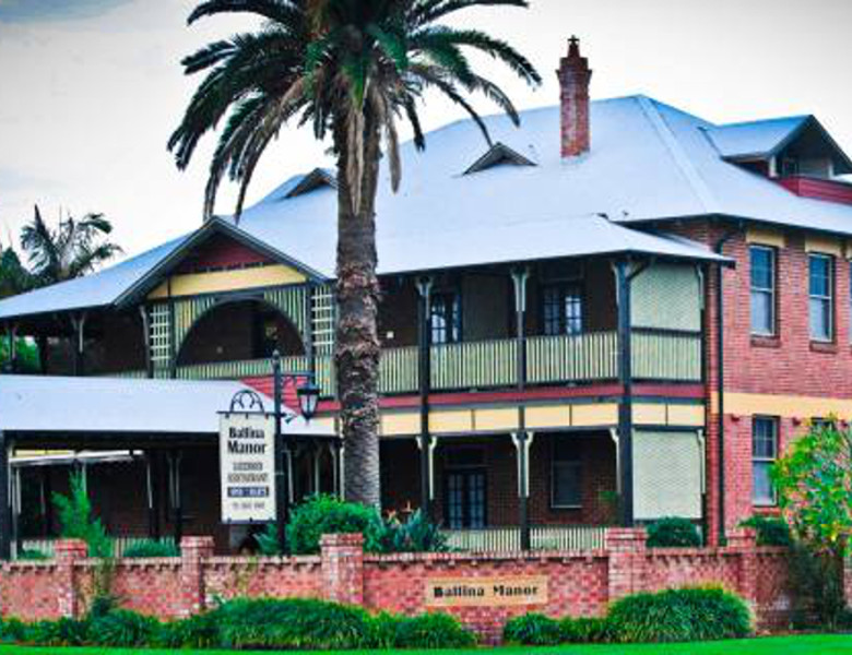 Ballina Manor - Historical Attraction
