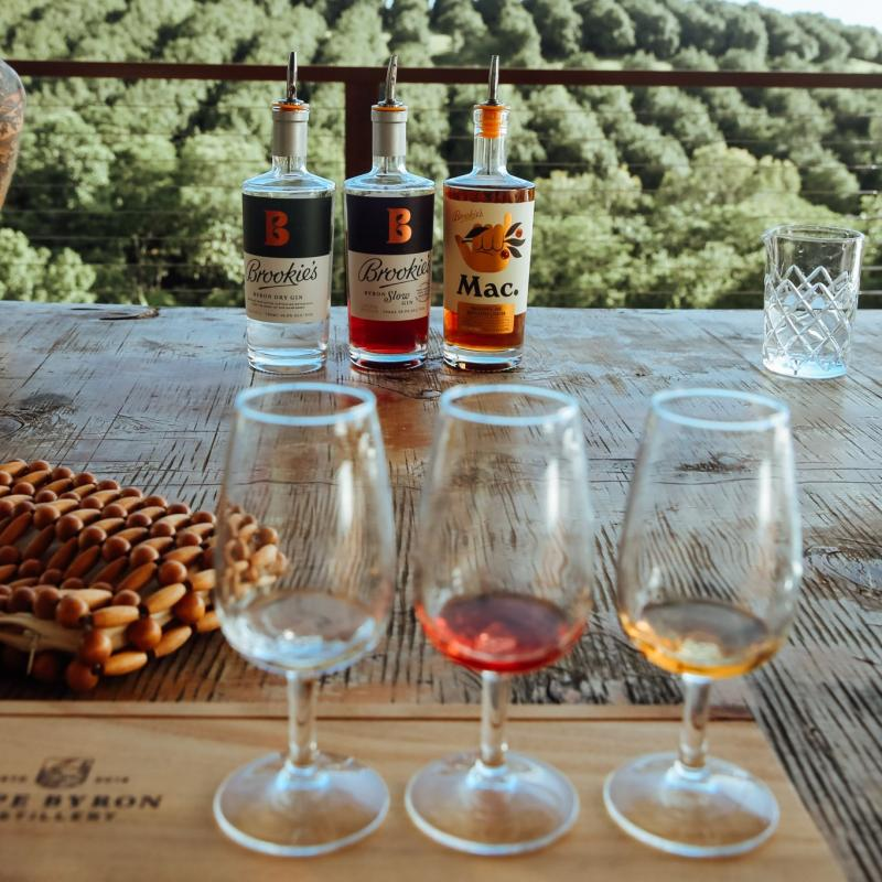 Cape Byron Distillery Tasting and Tour