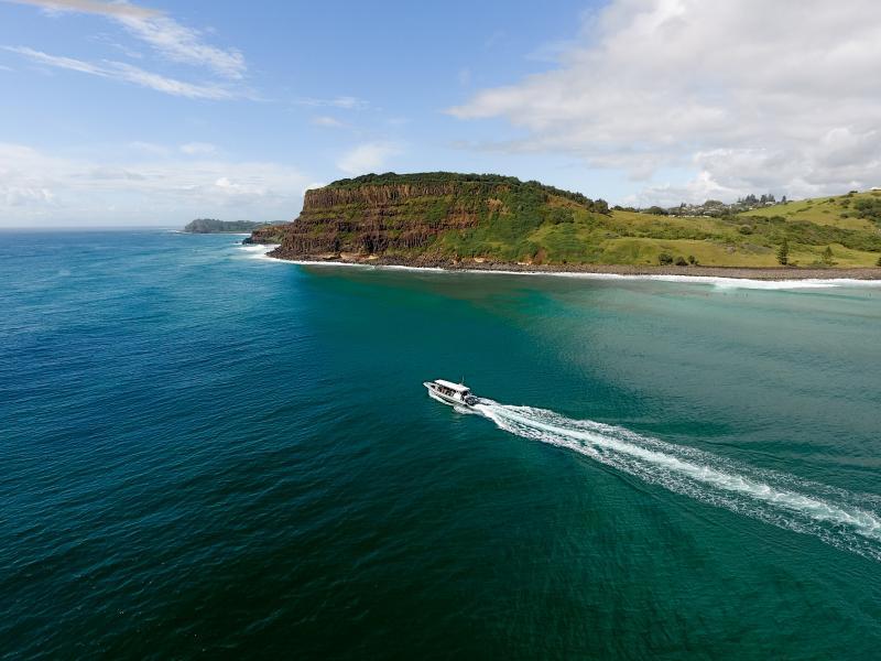 Coastline Cruise Package